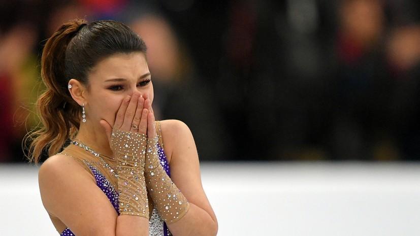 Победа дебютантки: Самодурова обошла Загитову и стала чемпионкой Европы по фигурному катанию