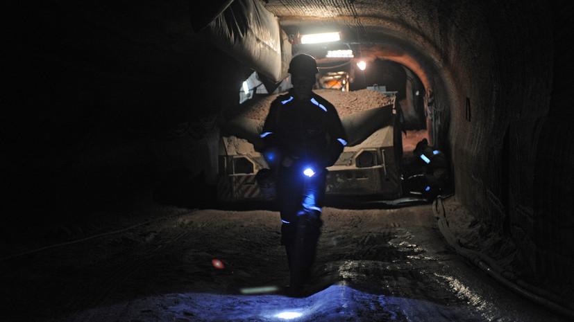 В шахте в Забайкалье погибли два человека