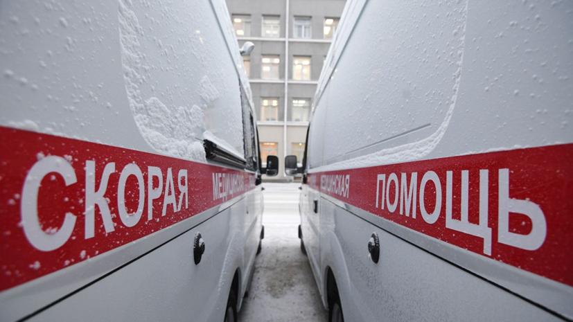 Из-за взрыва котла в кафе в Саратовской области 40 человек были доставлены в больницу