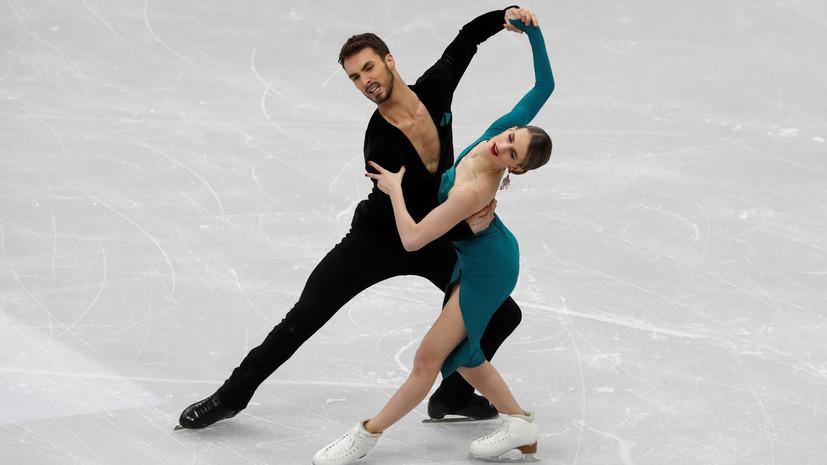 Пападакис и Сизерон установили три мировых рекорда на ЧЕ в Минске