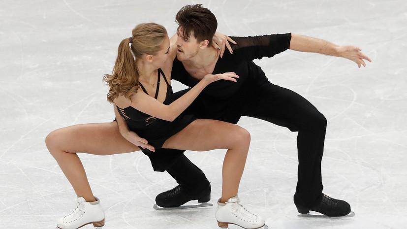 Степанова заявила, что они с Букиным не будут долго отдыхать после ЧЕ, а начнут готовиться к чемпионату мира