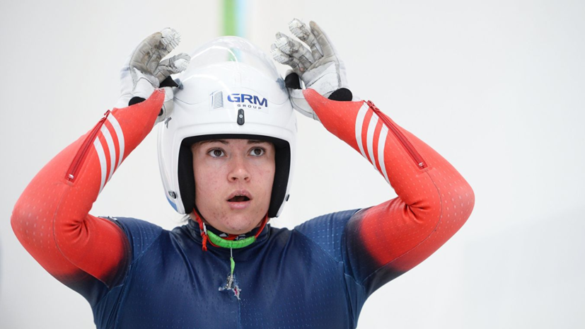 Саночница Иванова заняла четвёртое место на ЧМ в Германии