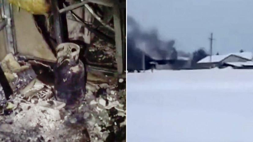 «Натяжной потолок оплавился и накрыл людей»: что известно о взрыве газа в кафе в Саратовской области