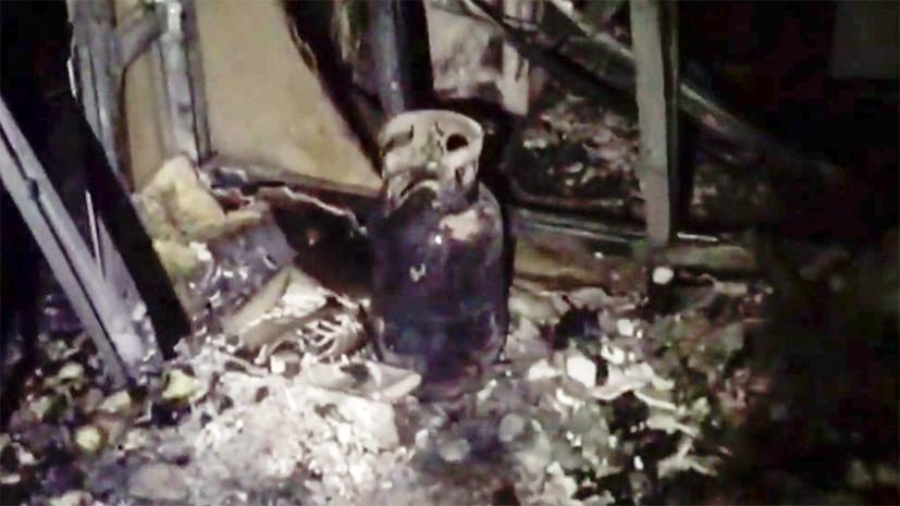 Медики сообщили о смерти пострадавшего при взрыве в кафе под Саратовом