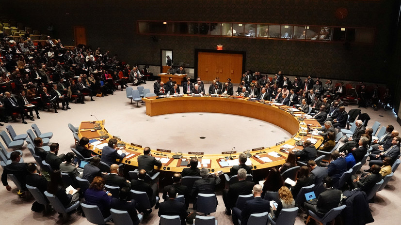 «США не стоят за госпереворотом, они его возглавляют»: как прошло заседание Совбеза ООН по Венесуэле