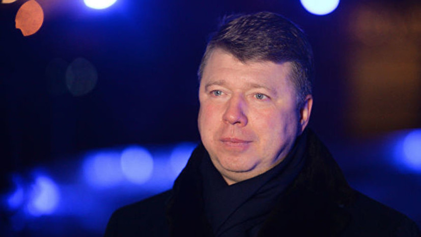В Москве умер столичный министр Владимир Черников