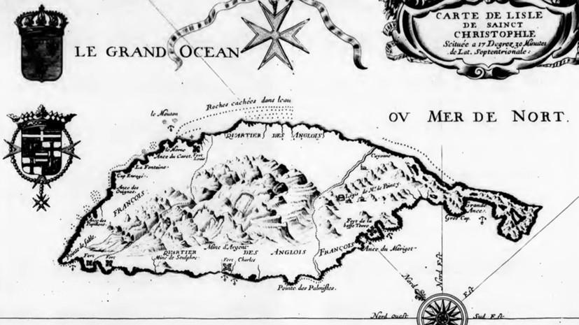 «Британцы были самыми жестокими»: как колонизаторы истребили индейцев на острове Сент-Китс