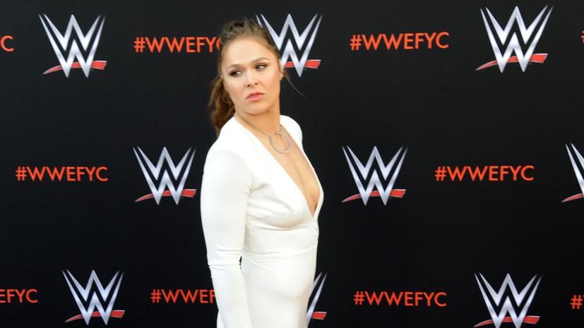 Экс-чемпионка UFC в резкой форме ответила на вопрос о своей беременности