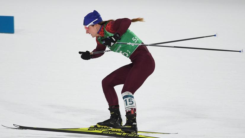 Российские лыжницы стали четвёртыми в эстафете на этапе КМ в Швеции