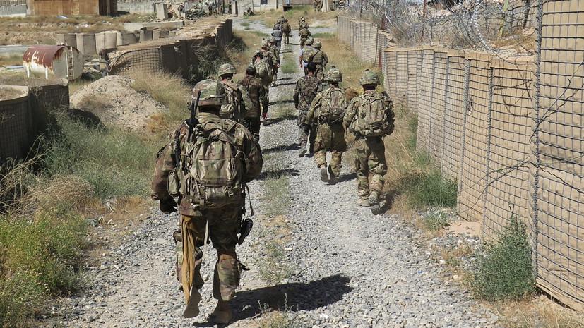 СМИ: 40главарейИГ сбежали из тюрьмы «Талибана»в Афганистане при помощи США