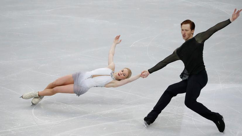 Морозов объяснил, почему он и Тарасова не исполняют четверных подкруток на соревнованиях