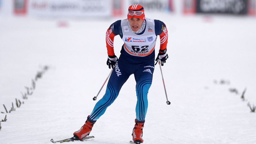 Российские лыжники заняли первые два места в эстафете на этапе КМ в Швеции