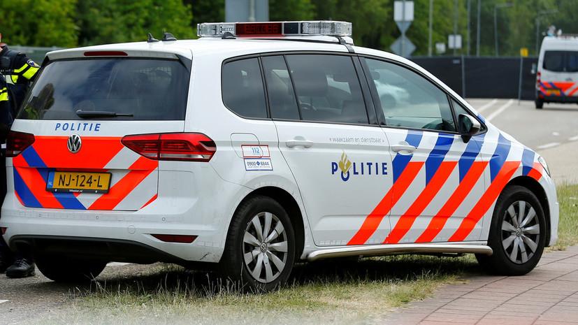 В Гааге произошли обрушения в жилом здании в результате взрыва