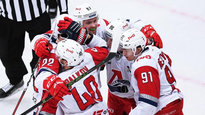 «Локомотив» одержал шестую подряд победу в КХЛ, обыграв «Сочи»