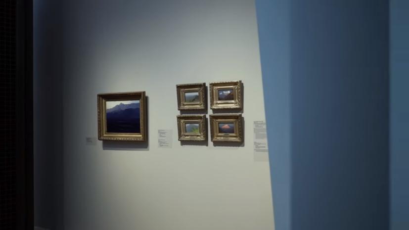 В Третьяковской галерее пропала картина Куинджи