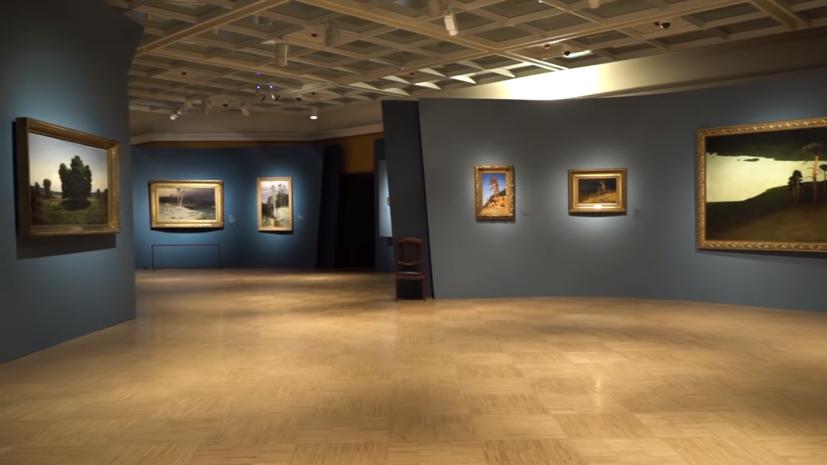 На всех площадках Третьяковской галереи усилены меры безопасности