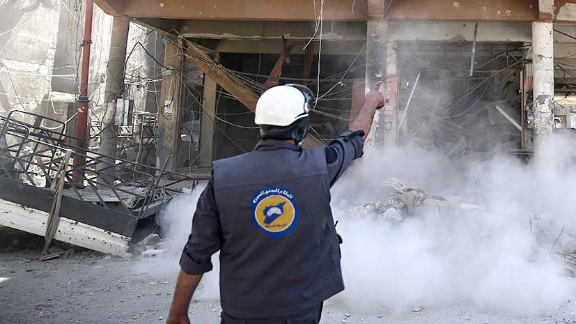 В Иордании более 40 «Белых касок» ожидают переезда в другие страны