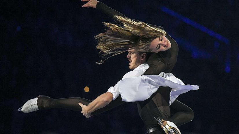 Степанова рассказала, что выступала в произвольной программе на ЧЕ с травмой