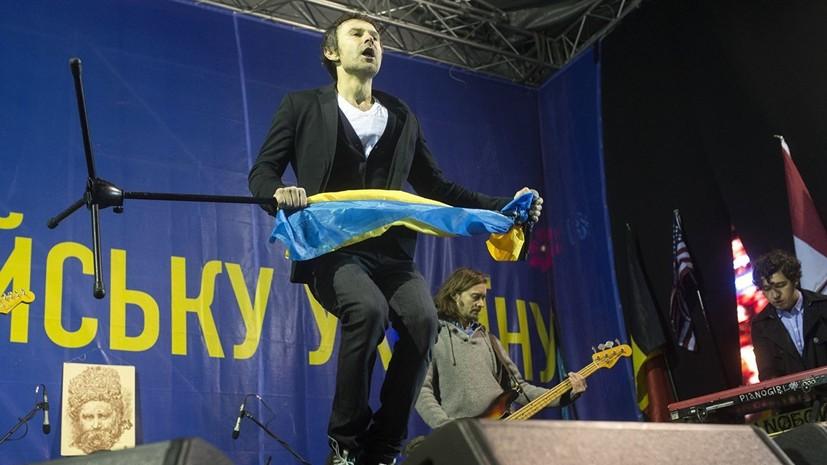 Лидер «Океана Эльзы» не будет участвовать в выборах президента Украины