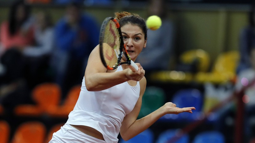 Гаспарян вышла в основную сетку турнира WTA в Санкт-Петербурге