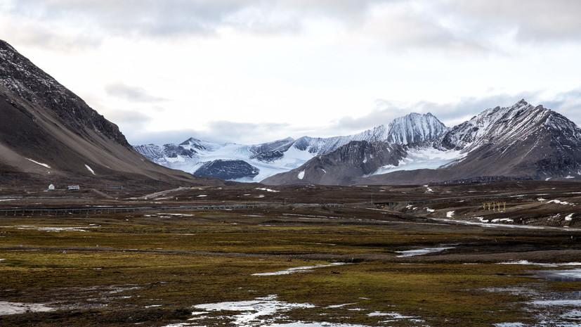 Путешествие из Индии в Арктику: как «ген супербактерии» попал на Шпицберген