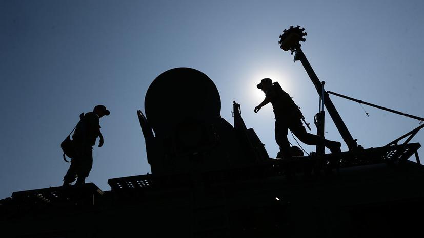 В Оренбургской области завершилась проверка боеготовности войск ЦВО