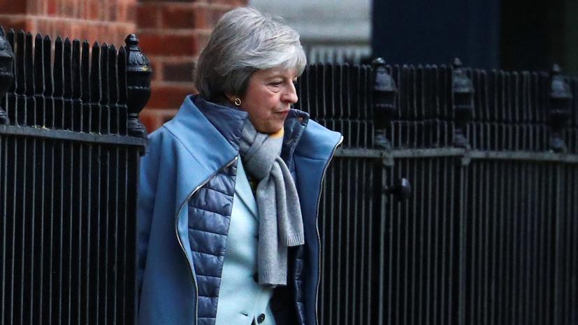 «Британия на пороге политического унижения»: автор Telegram-канала «Мышь в овощном» — о возможных сценариях брексита