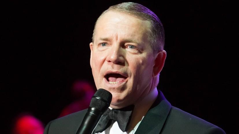 Стивен Триффит исполнит песни Фрэнка Синатры 17 февраля в Москве