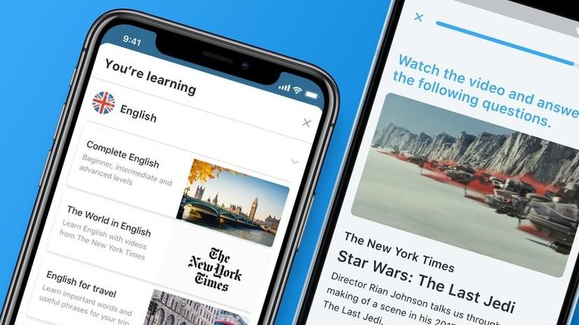 «Роскачество» проверило мобильные приложения для изучения английского языка