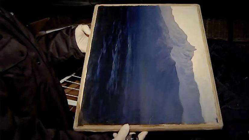 Поклонская прокомментировала кражу картины Куинджи из Третьяковской галереи