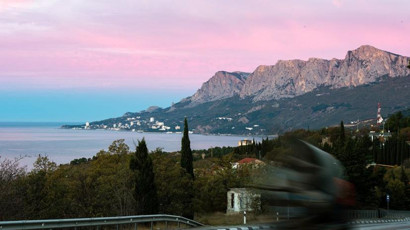 Приехавший в Крым депутат из Италии заявил о бесполезности санкций против полуострова