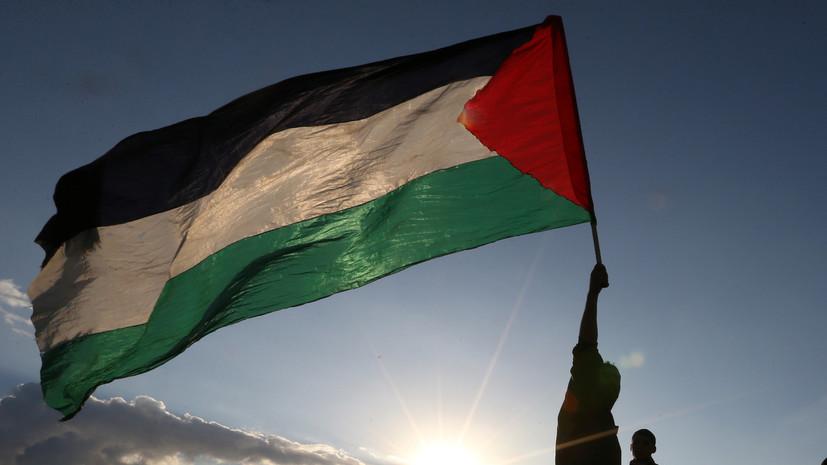 Палестинское правительство подало в отставку