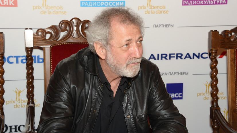 Борис Эйфман рассказал о новом спектакле