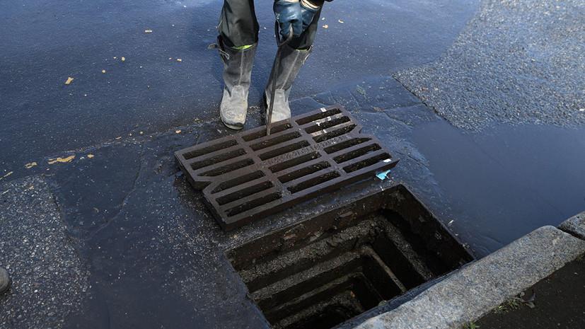 В Подмосковье проведут реконструкцию комплексов очистки сточных вод в 2019 году