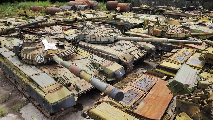 В ЛНР заявили об использовании ВСУ модернизированного оружия времён СССР