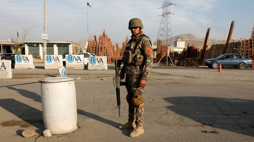 При атаке боевиков на полицейский участок в Пакистане погибли пять человек