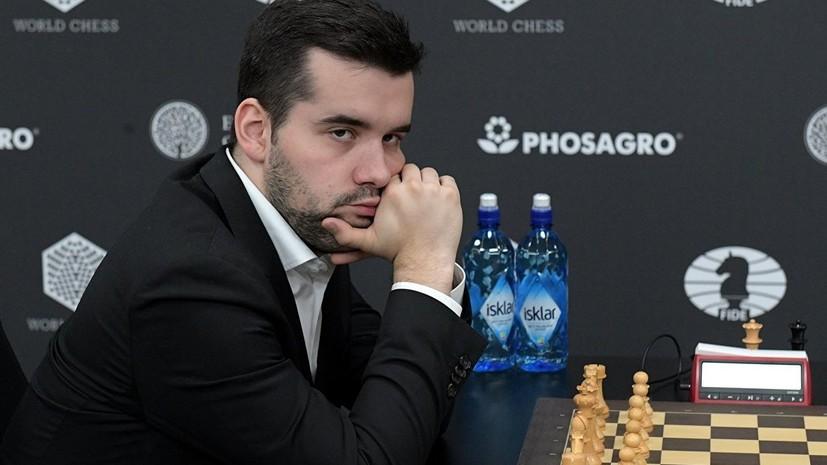 Непомнящий рассказал, что Крамник давно выражал желание уйти из шахмат