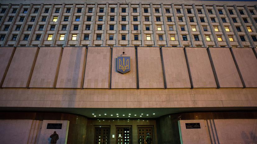 На Украине нашли ошибки в декларациях 23 кандидатов в президенты
