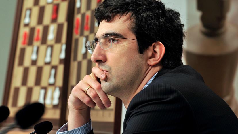Халифман считает, что Крамник не изменит своего решения и не вернётся в шахматы