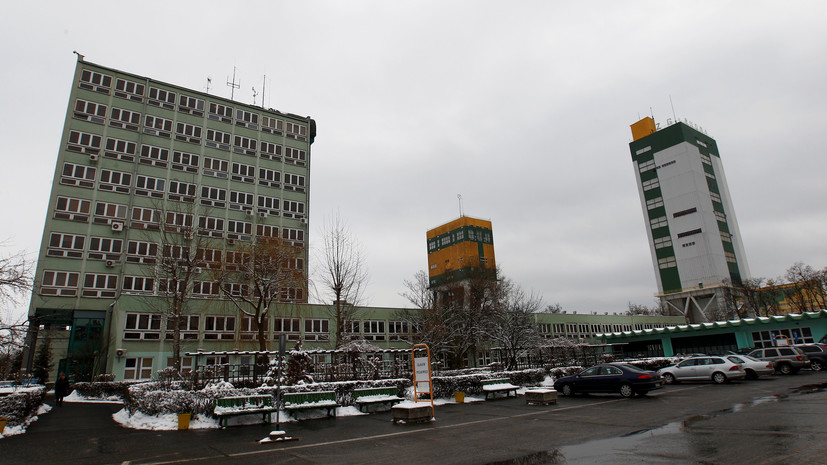В Польше девять человек пропали без вести после подземного толчка в шахте