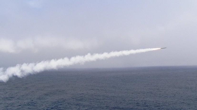 Корабли Северного флота провели стрельбы из ЗРК «Оса-М» в Баренцевом море