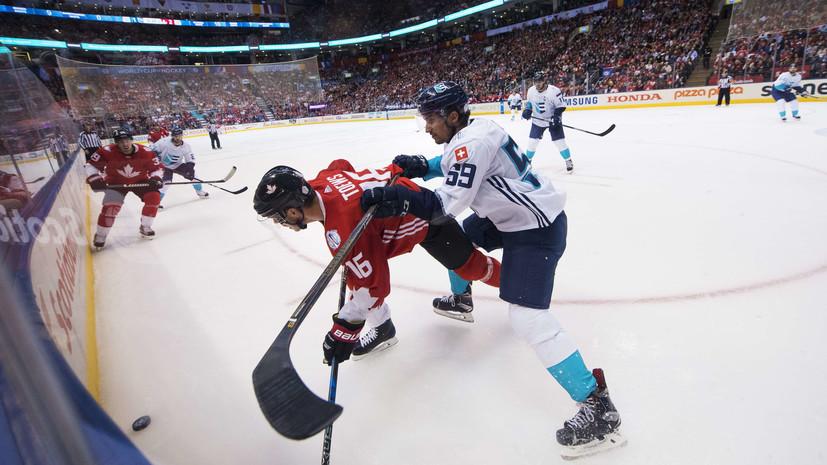 Глава профсоюза игроков НХЛ назвал возможную дату проведения Кубка мира по хоккею