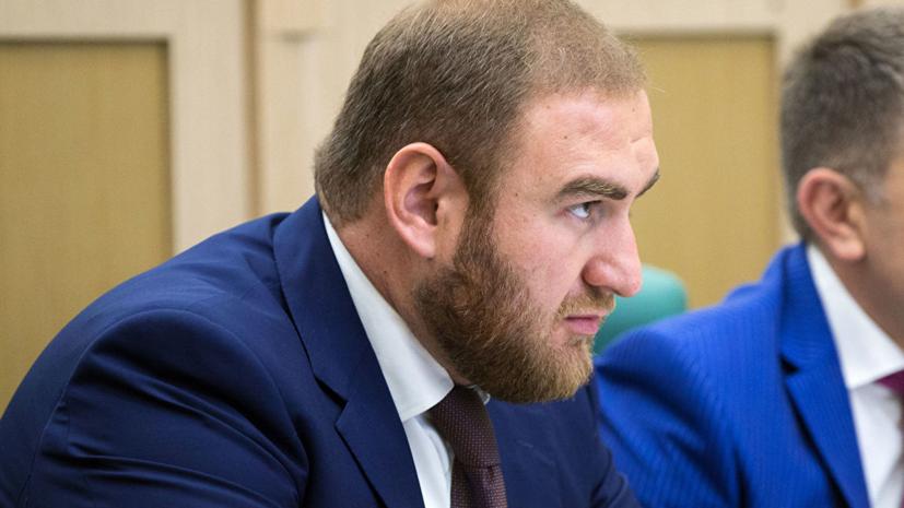 СК подтвердил задержание сенатора Арашукова