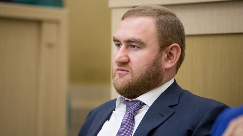СК подтвердил задержание отца сенатора Арашукова