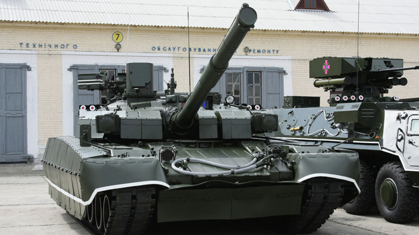 СМИ: Украина не смогла поставить военным США один танк «Оплот»