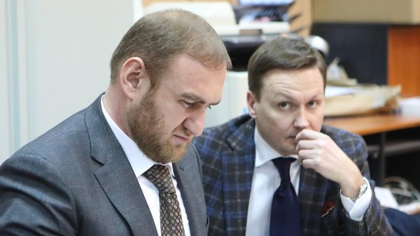 Суд арестовал сенатора Рауфа Арашукова