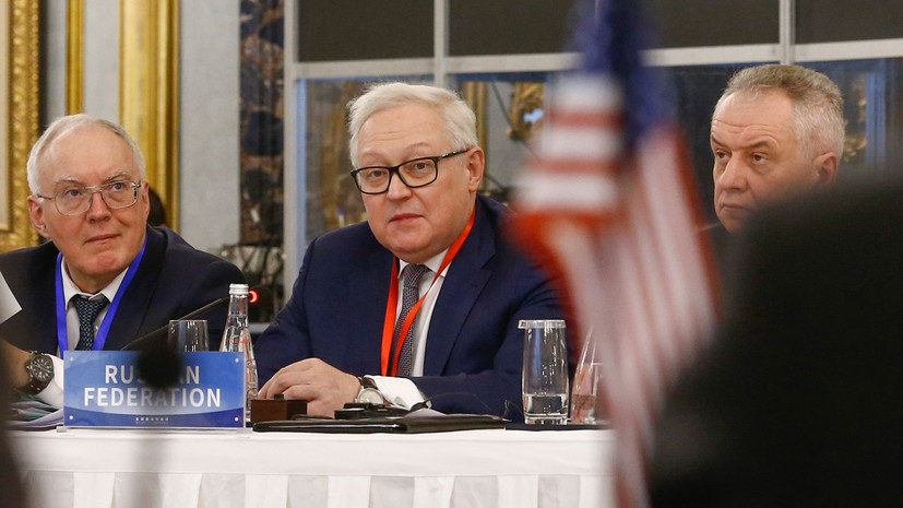 «Ответственность — на Вашингтоне»: в МИД России заявили об отсутствии прогресса в переговорах по ДРСМД