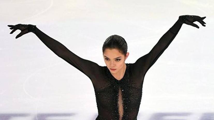 Российская фигуристка Медведева примет участие в шоу Stars on Ice Canada