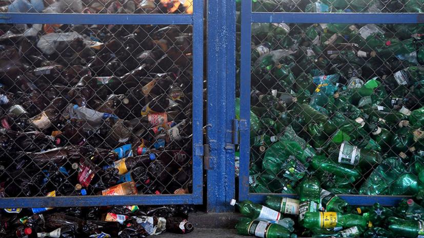 В Подмосковье построят девять комплексов по переработке отходов в 2019 году