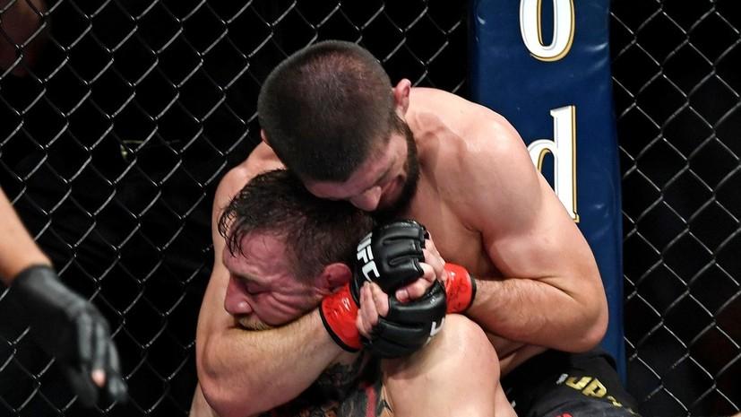 Уайт рассказал о возможных соперниках Нурмагомедова и Макгрегора в UFC